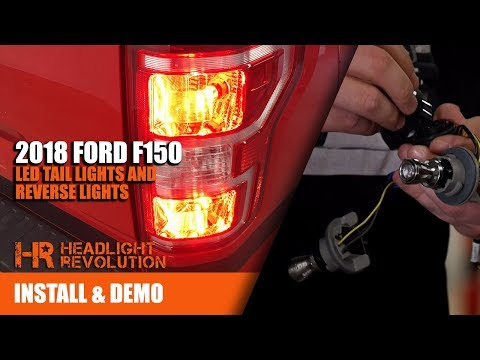 18+ Ford F150 GTR Lighting LED Brake Light Upgrade | HR | Ford Tail Lights Reverse Light Wiring |  | Headlight Revolution