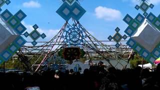 Brainiac - Opening @Ritual Festival 2015 by Play Label, Live Yautepec Morelos.