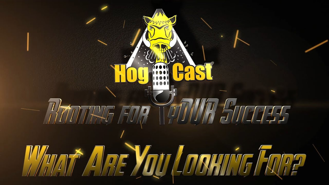 Hog Cast - What Are You Looking For
