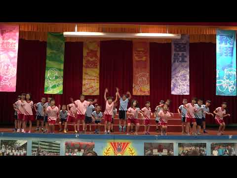 校內英語歌謠比賽106.9.28