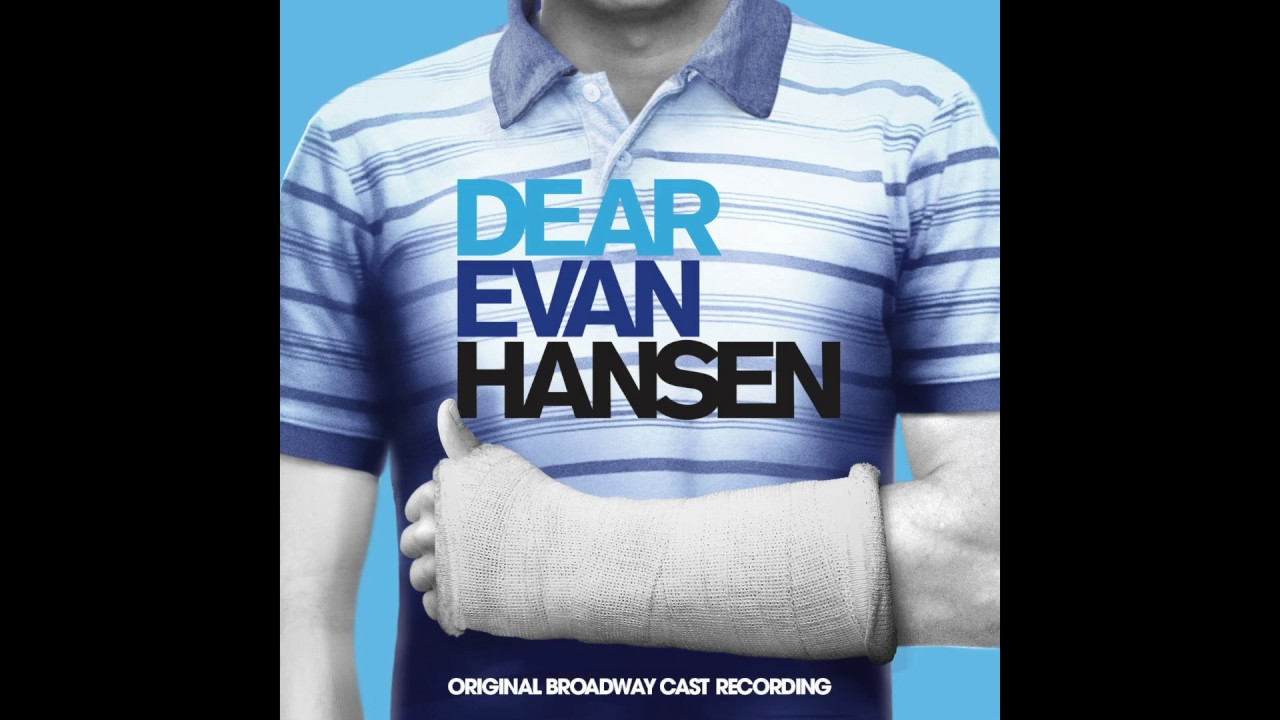 Dear Evan Hansen Broadway Show Times Cincinnati May