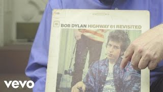 "Bob Dylan - The story of the ""Highway 61 Revisited"" album cover"