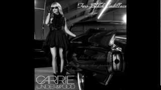 Carrie Underwood: Two Black Cadillacs (Lyrics & Pictures 2012 :D)