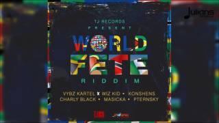 "Pternsky - Enjoy Yourself (World Fete Riddim) ""2017 Release"""
