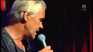 Johnny Logan - Hold Me Now (Live from Nyhetsmorgon - August 21, 2011)