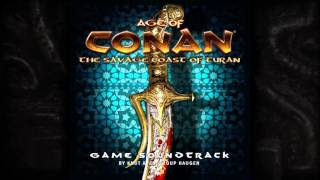 Age of Conan: The Savage Coast of Turan - Menacing Island (Drums)