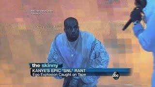 Kanye West 'SNL' Meltdown Leaked | ABC News