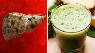 Cleanse Your Liver and Burn Fat Overnight With This Amazing Detox Drink