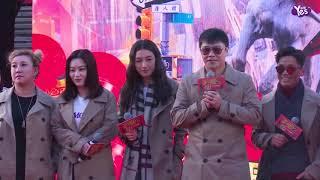 【上個月】《唐人街探案2》上海路演 陳思誠王寶強上演公主抱