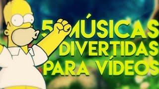 5 MÚSICAS DIVERTIDAS PARA FUNDO DE VÍDEO