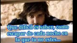 Ya lo sabes Luis Fonsi feat Antonio Orozco (con letra)
