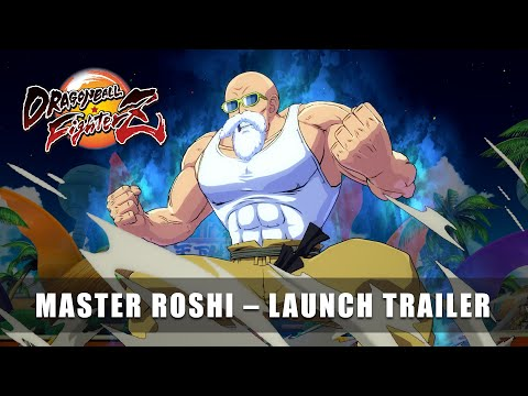 WTFF::: A new Master Roshi trailer for Dragon Ball FighterZ shows more gameplay