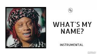 Trippie Redd - What's My Name? (Instrumental)