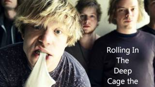 Rolling In The Deep - Cage The Elephant (Adele Cover)