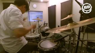 H.D. Studio|Minutes Til Midnight  Gospel Of The Throttle Drum Cover