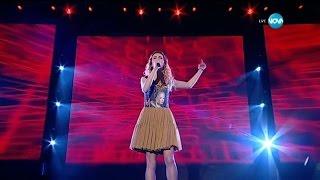 Анджела Киркова - X Factor Live (22.10.2015)