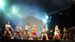 Swinguetto - Coreografia Chocolate - CarnaPrata 2011.MP4