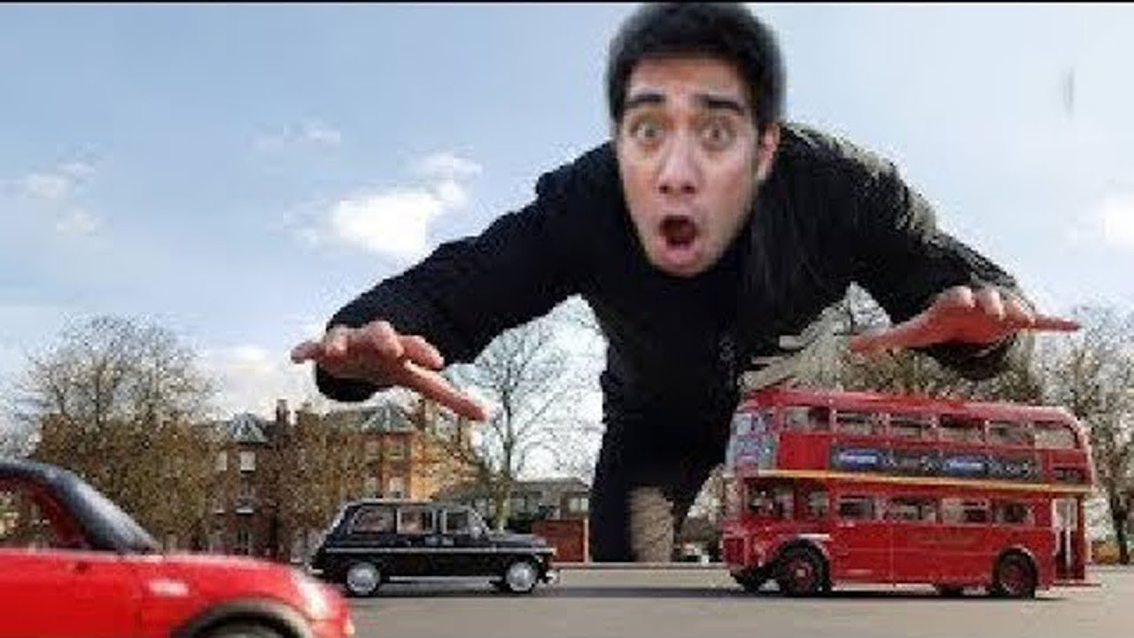 Top 100 awesome Magic Tricks Zach King that you can do