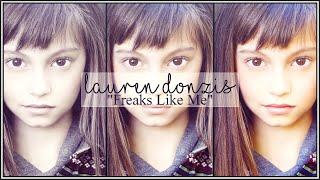 """Lauren Donzis - """"Freaks Like Me"""""""