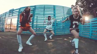 Rihanna - Bitch Better Have My Money.Hip Hop Choreography  by Анна Романова. All Stars Dance Centre