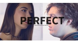 Ed Sheeran - Perfect (Chloé Stafler & Alex Preston) - Piano Cover