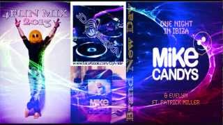 Mike Candys & Evelyn feat.Patrick Miller-One Night In Ibiza vs.Brand New Day DJ ANKLE 4FUN MIX 2013