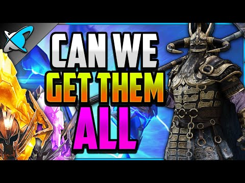 CAN WE GET THEM ALL!? | Insane Christmas Pulls! | 10X Event Highlights | RAID: Shadow Legends