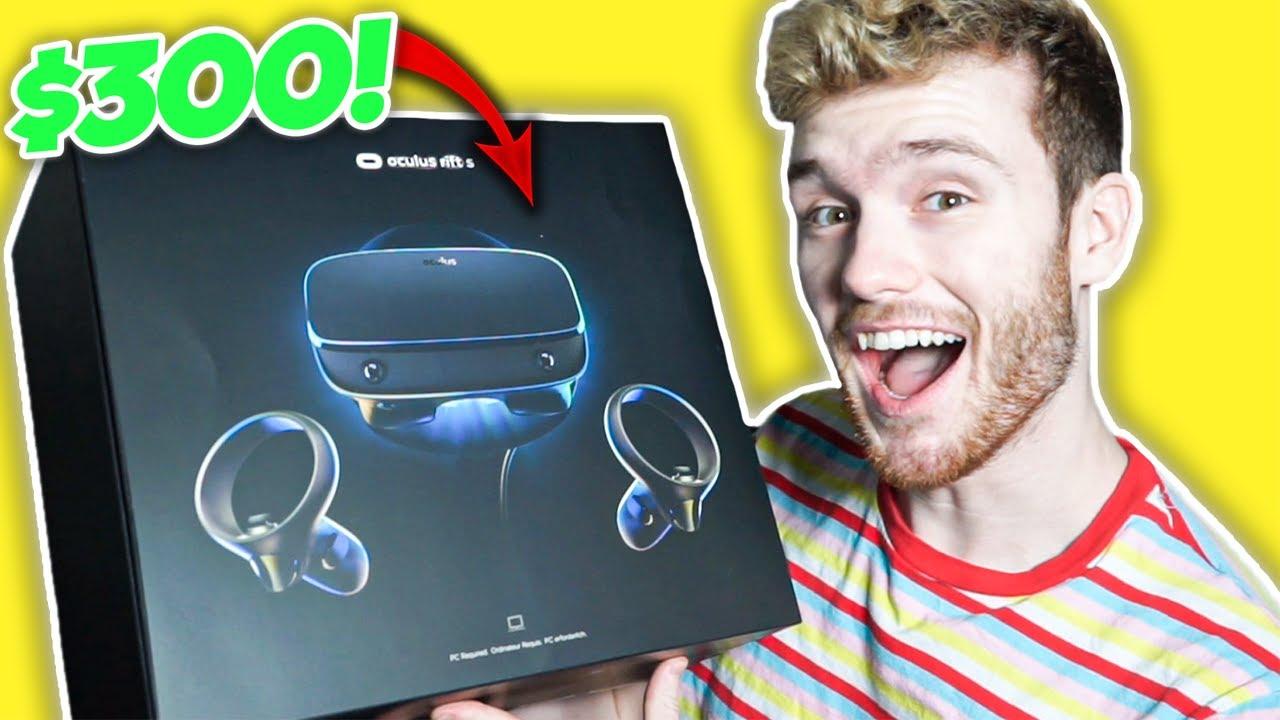 Dukaja - A Viewer Sent Me A $300 VR Headset!