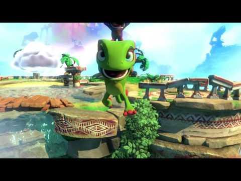WTFF::: Official E3 Preview looks like a Banjoo Kazooie reskinned