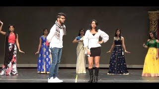 Awesome dance performance on Mix Telugu songs by Cute girls and Vijay Telugu Hit song width=