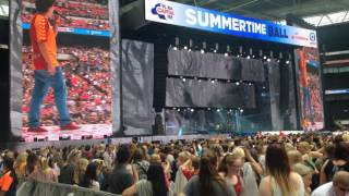 Lukas Graham 7 Years Live - Capital Summertime Ball