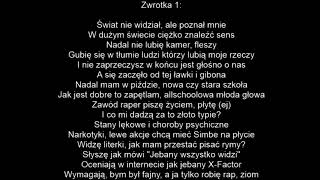 Szpaku - Ja YETI prod. Michał Graczyk & Rutkovsky - TEKST/LYRICS