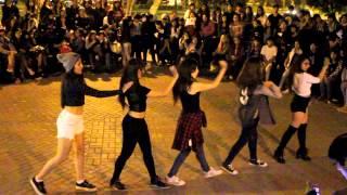 Parque Castilla Setiembre 2015 - Crazy - 4Minute by F5MINUTE Perú