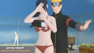 Naruto Shows his Sexy Jutsu