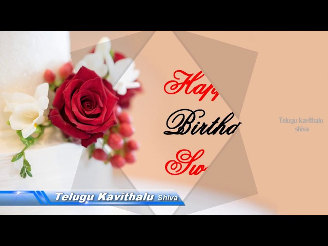 Download thumbnail for Happy Birthday Wishes For Girlfriend