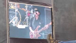 Motörhead - Overkill (Live Graspop 2015)