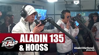 "Aladin 135 & Hooss ""New York"" [Remix] #PlanèteRap"