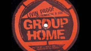 Group Home - Suspended in Time instrumental