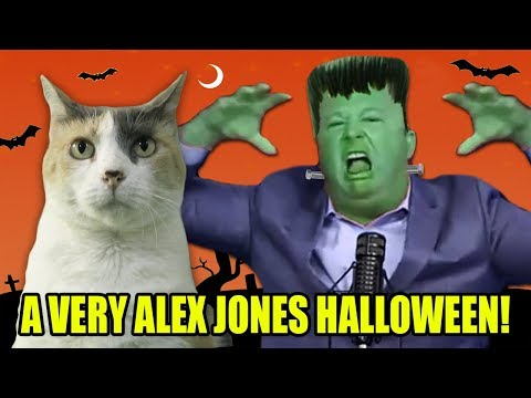 A Very ALEX JONES Halloween!