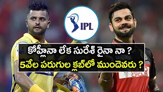 IPL 2019 : Suresh Raina Or Virat Kohli, Who Could Reach 5000 Runs In This IPL First ? | Oneindia