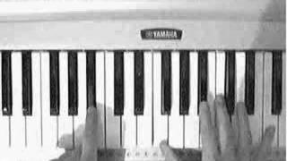 Sheryfa Luna ti extrait Piano Il AvAiT LeS MoTS tutorial 1