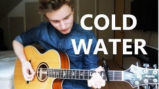 Major Lazer ft. Justin Bieber & MØ - Cold Water  - Guitar Cover | Mattias Krantz