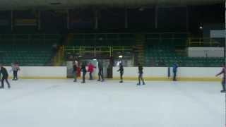 steph skating