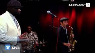 Gregory Porter -  Hey Laura - Le Live