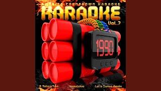 Insieme: 1992 (In the Style of Toto Cutugno) (Karaoke Version)