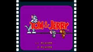 Tom & Jerry Intro Super Nintendo