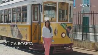 AVANI: ONLY 30-SECS TO EXPLORE LISBON WITH CUCA ROSETA