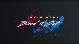 Bleed It Out - Linkin Park | Lyrical Kinetic Typography