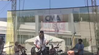 Crowder sings 'I Am! live at CMA Fest 2016 live!
