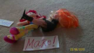Mare - Black Eyed Peas (Stop-Motion)